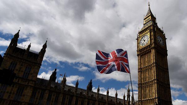 Kibertámadás érte a brit parlamentet