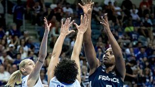 Το χάλκινο διεκδικεί η ελληνική ομάδα μπάσκετ γυναικών