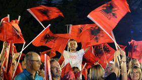 H ώρα της κάλπης στην Αλβανία