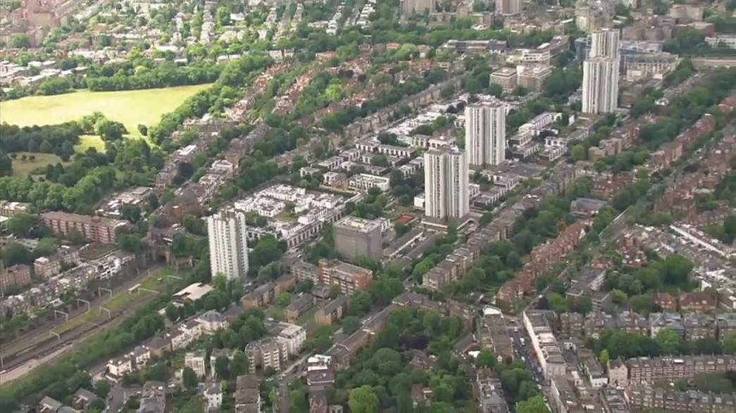 UK: 34 tower blocks fail fire safety tests