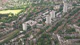 İngiltere'de yangın denetimi: En az 34 bina riskli