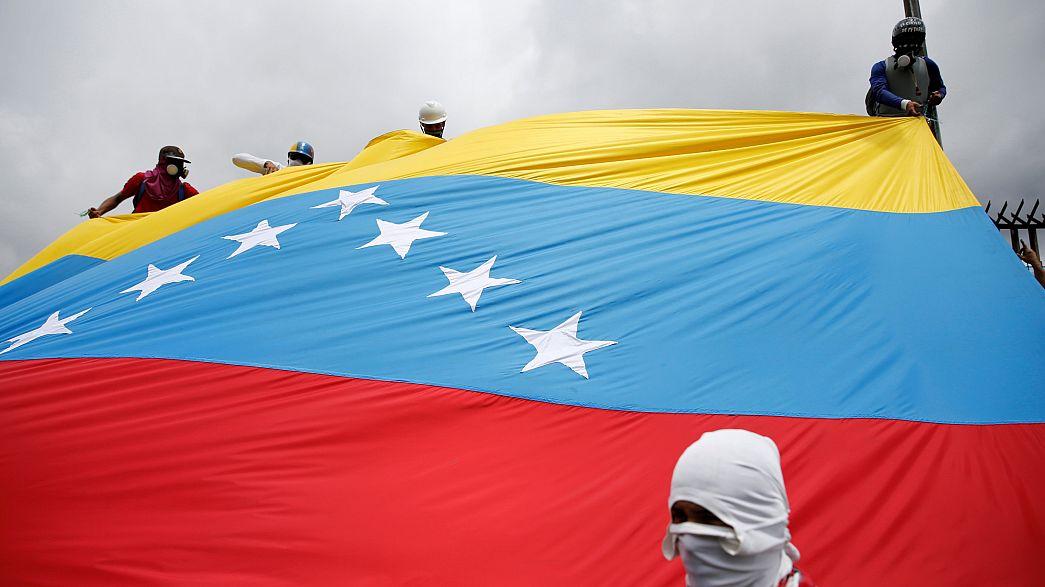 Venezuela : les manifestants dénoncent la répression, l'OEA appelle à des élections libres