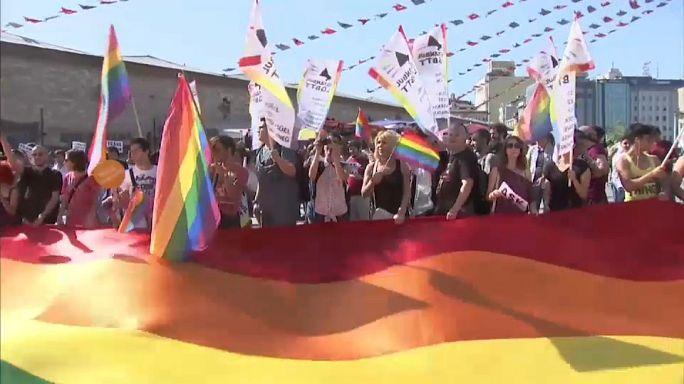 Гей-парад в Стамбуле состоится, несмотря на запрет