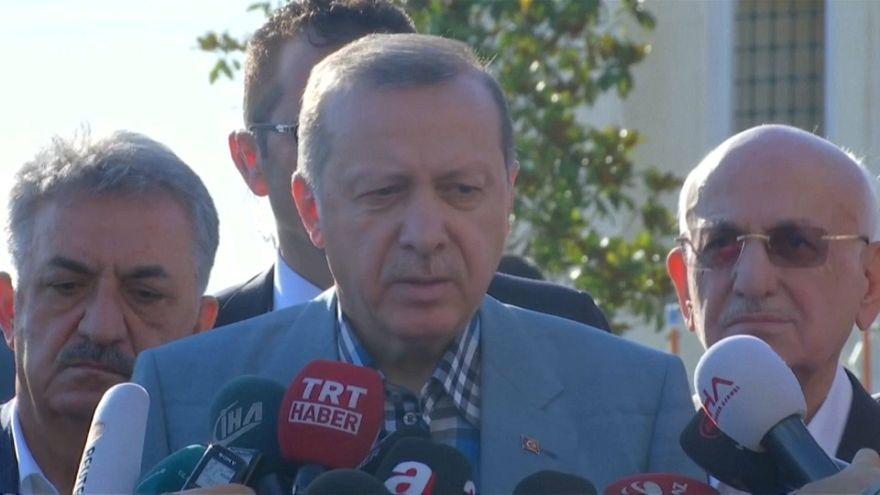 Erdoğan Katar'ın açıklamalarına destek verdi