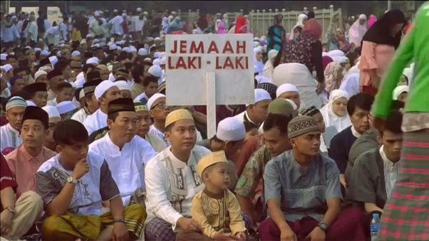 De Marawi à Bagdad, la fin du ramadan