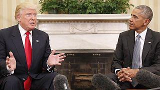 ترامپ: در مورد دخالت روسیه باید سراغ اوباما رفت نه من