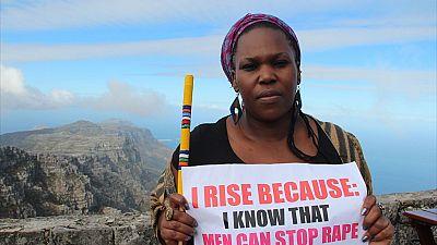 Afrique du Sud: une campagne contre les violences faites aux femmes