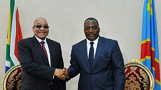 Joseph Kabila visits South Africa to strengthen bilateral cooperation