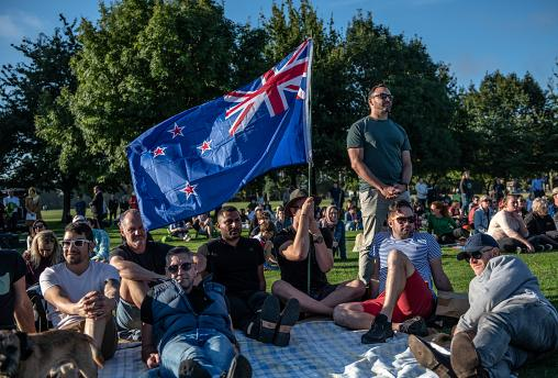 Image: Christchurch Mourns After Worst Mass Shooting In New Zealand's Histo