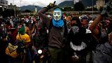 Violentes manifestations au Venezuela