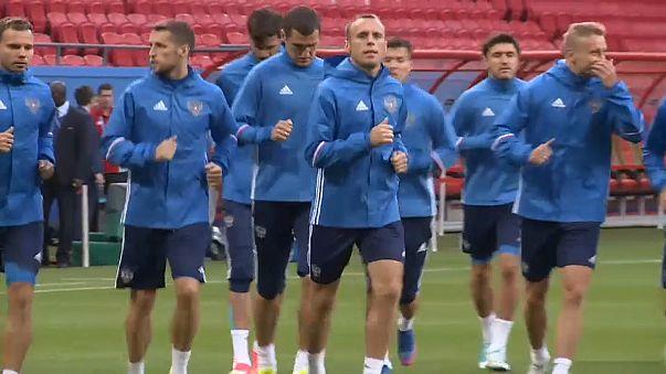 Bericht: Dopingverdacht bei Russlands Fußball-WM-Team