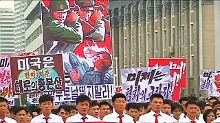 A koreai háborúra emlékeztek