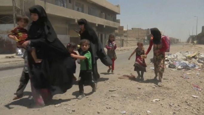 À Mossoul, le calvaire des civils