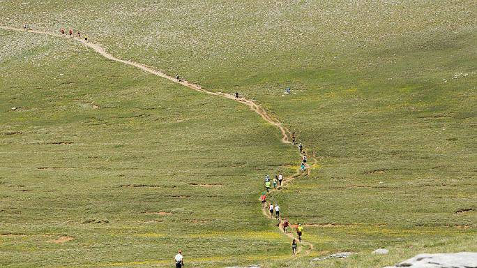 Records smashed in latest Mount Olympus race