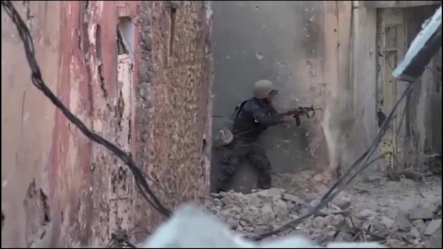 Mosul, civili ancora in fuga