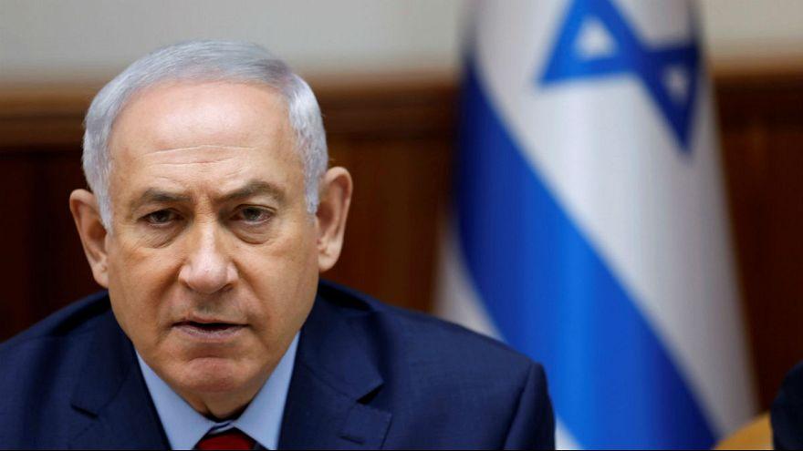 بنیامین نتانیاهو نسبت به حضور نظامی ایران در سوریه هشدار داد