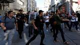Polícia turca reprime marcha gay