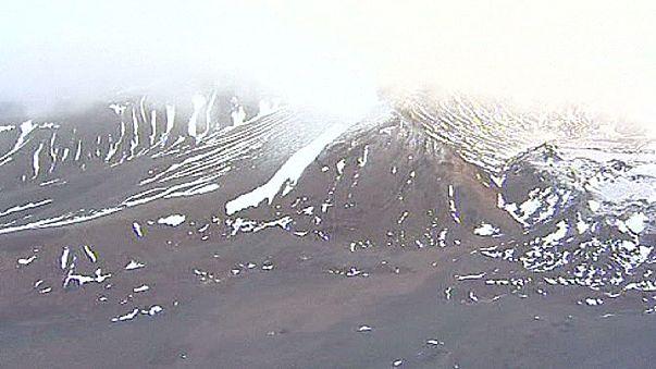 هزة أرضية قرب جزيرة تونغا وزلزال في اليابان