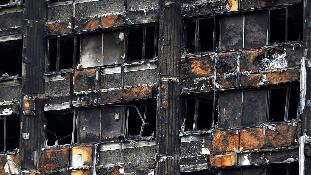 İngiltere'de 60 bina yangın güvenliği testini geçemedi