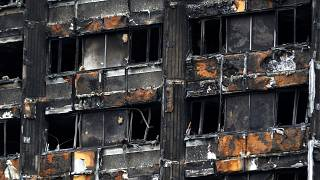 Британские высотки проваливают тест на безопасность