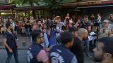 خشونت پلیس ترکیه برای مقابله با شرکت کنندگان در رژه دگرباشان جنسی