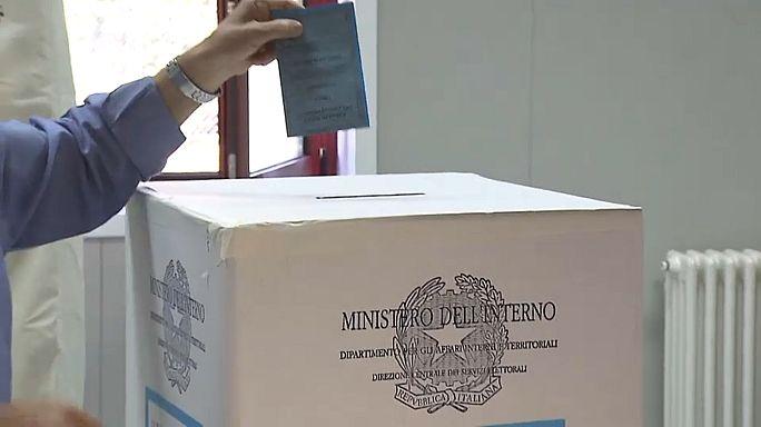 Italiens Regierungspartei bei Kommunalwahlen abgestraft