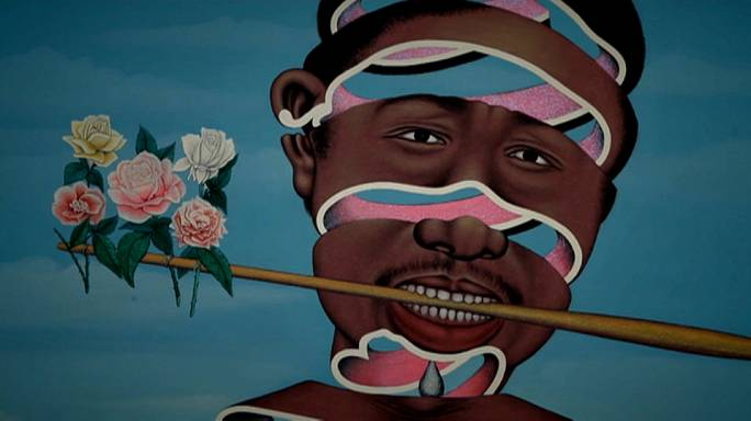 Arte africana exposta em Paris