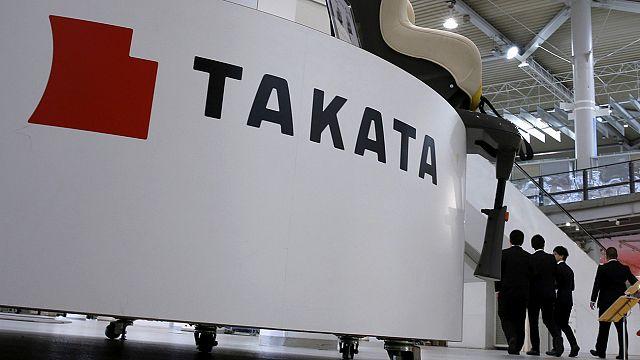 Csődvédelmet kért a Takata