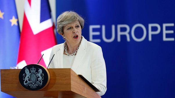 May presenta hoy su propuesta para los ciudadanos de la UE en el Reino Unido