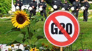 G20: Германия запретила въезд охранникам Эрдогана