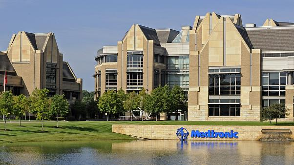 IMAGE: Medtronic headquarters in 2010