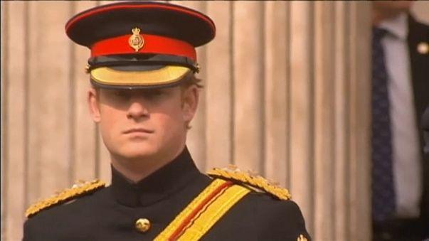 Принц Гарри не хочет быть королём