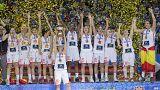 Las mejores fotos de la victoria española en el Eurobasket femenino 2017