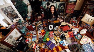 Disfraces y locura en las redes sociales por los 20 años de Harry Potter