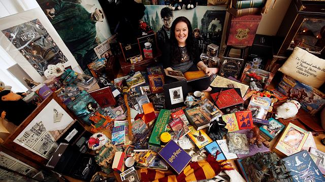 Harry Potter 20 éves