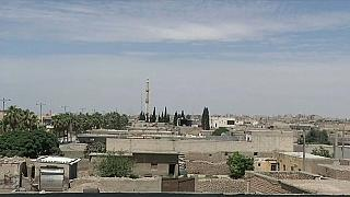 Daesh sous pression à Raqqa