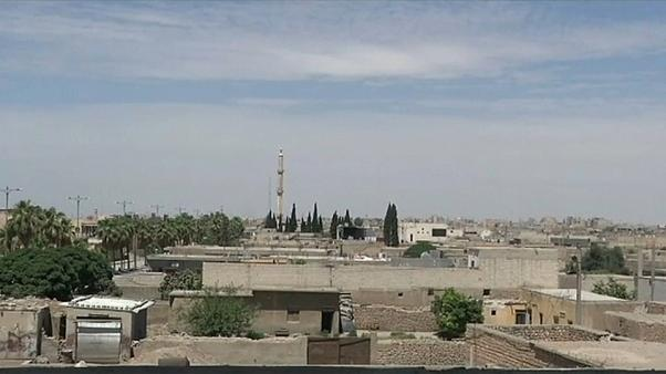 SDF make inroads into Raqqa