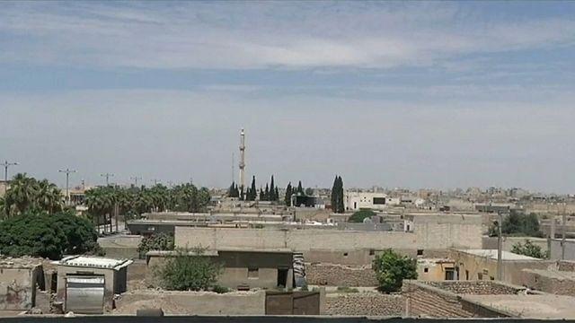 """قوات """"سوريا الديمقراطية""""على وشك  السيطرة على الرقة"""