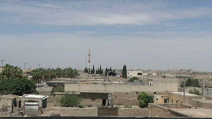SDF make inroads into Raqqa