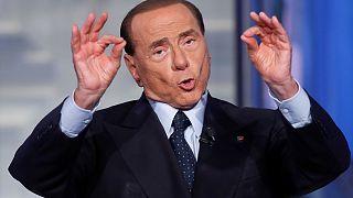 Qu'apprécie le plus Berlusconi chez Trump  ? Sa femme !