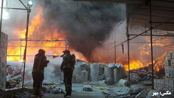 اخبار ضد و نقیض درباره مصدومیت کارگران در آتشسوزی پالایشگاه اصفهان