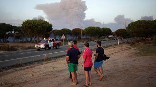 Spagna: incendi, l'emergenza continua