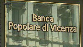 Itália: Bruxelas aprova apoio estatal de 17 mil ME para salvar dois bancos