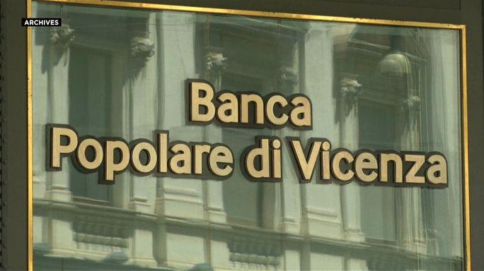 İtalya iflasın eşiğindeki bankalarını kurtarıyor
