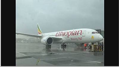 Ethiopian Airlines sign deal with British engine maker