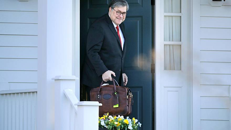 Image: Washington Reacts To Attorney General William Barr's Summary Of Muel