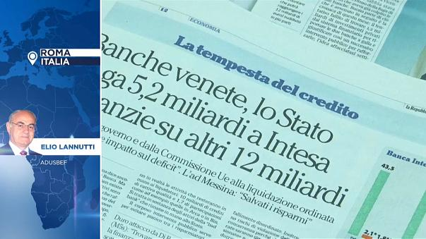 İtalya'da banka kurtarma paketine tüketici tepkisi: Utanç verici