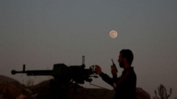 ارتش سوریه وارد استان دیرالزور شد