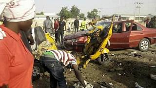Nine killed in multiple suicide bomb attack in Nigeria's Maiduguri