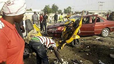 Nigeria : 9 morts dans un triple attentat-suicide dans le nord-est